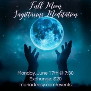 Full Moon Meditation June 17