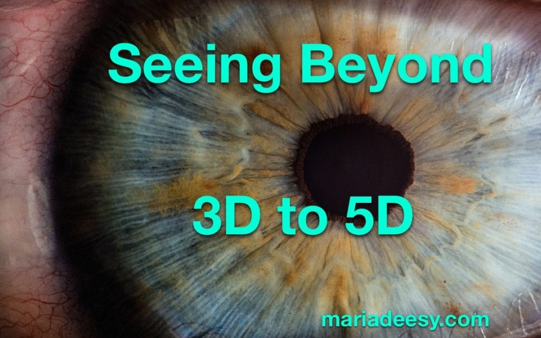 Seeing Beyond 3D to 5D