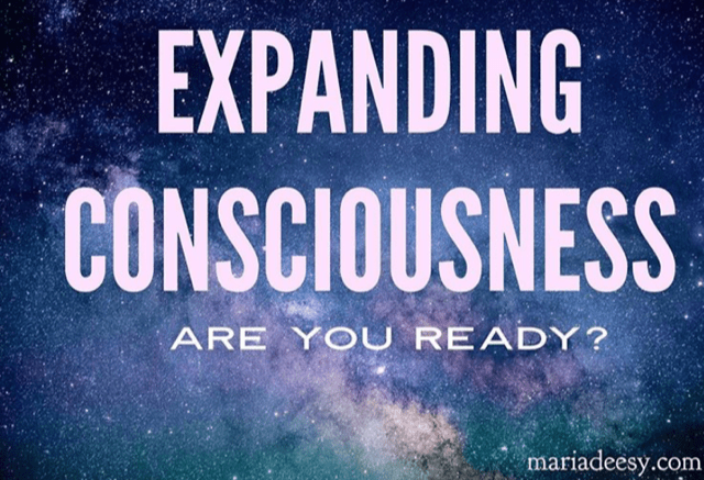 Expanding Consciousness – Closing the 7 yr corridor