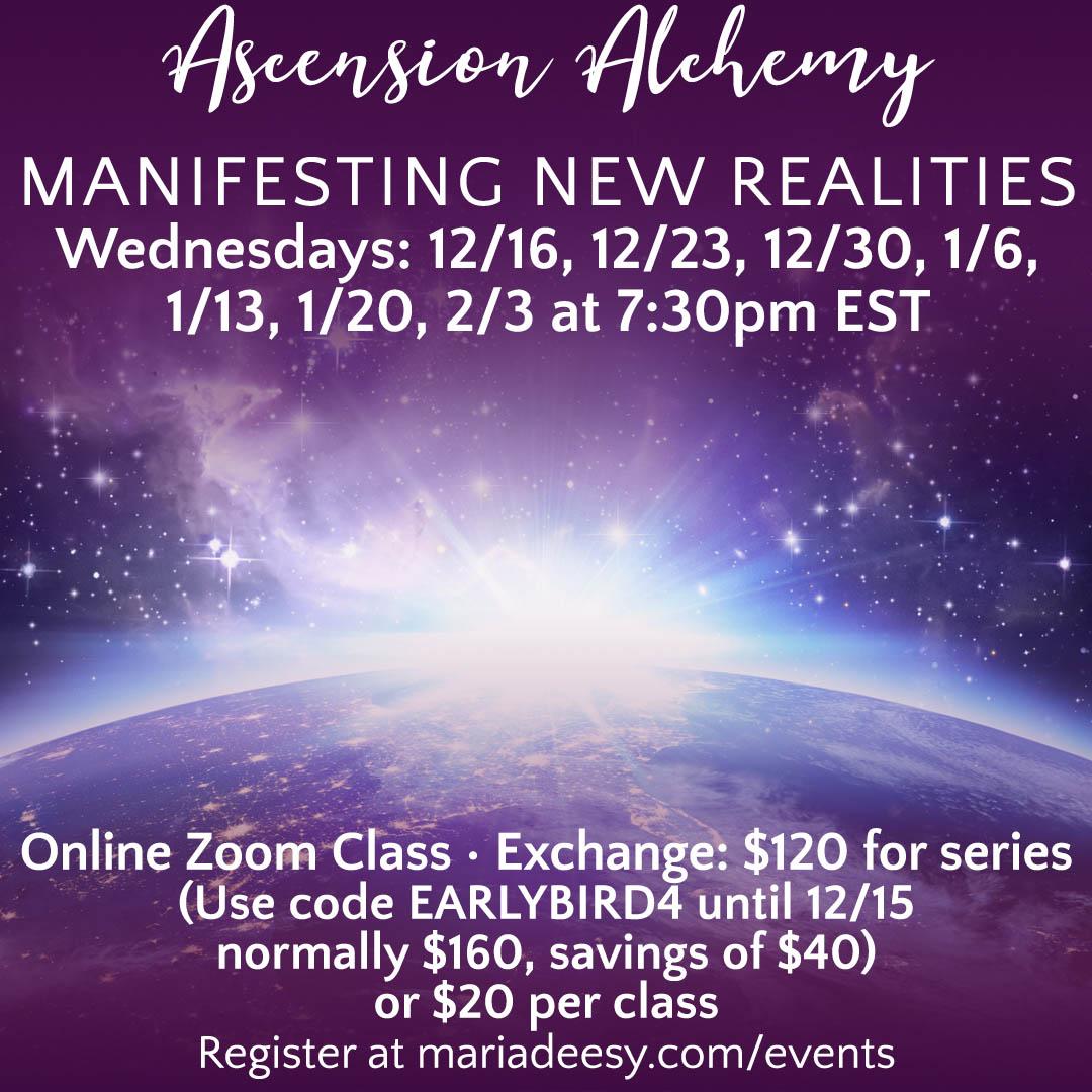 Manifesting New Realities