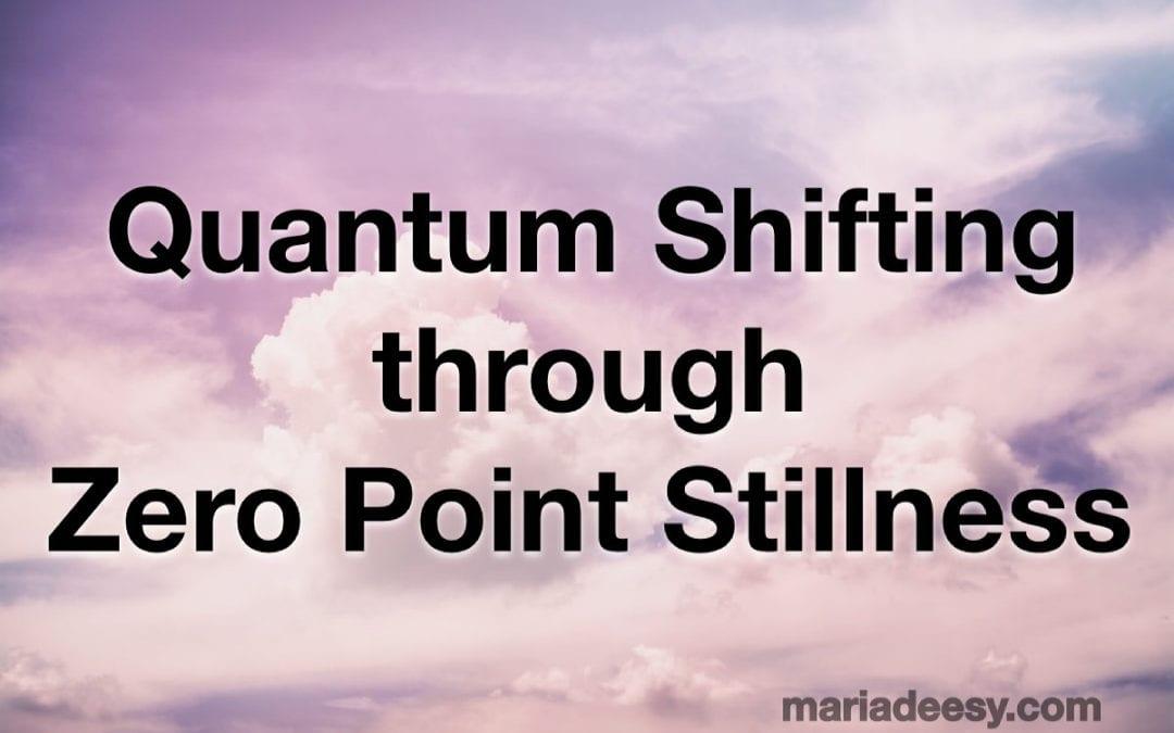 Quantum shifting through Zero Point